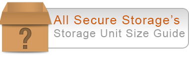 Self Storage Unit Size Guide